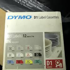 <b>Картридж Dymo D1 12mm-7m</b> S0720580 – купить в Москве, цена ...
