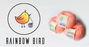 <b>Пряжа Rainbow Wool</b> из перуанской шерсти
