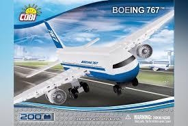 Пассажирский самолет Boeing 767. COBI ... - Конструктор COBI