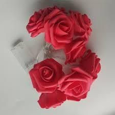 YIYANG 2019 Valentine's Day New Styles <b>1.5M</b> LED Rose String ...