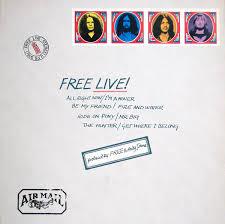 <b>Free</b> - <b>Free Live</b> (1971, Envelope, Vinyl) | Discogs