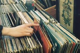 Image result for vintage music records