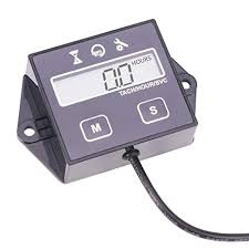 AIMILAR <b>Digital Engine Tach Hour</b> Meter - Tachometer Gauge for ...