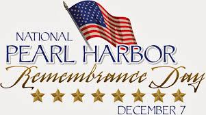 Image result for december 7 in memory pearl harbor