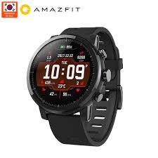 Купить Корейские <b>умные часы Xiaomi Huami</b> Amazfit 2 Stratos ...