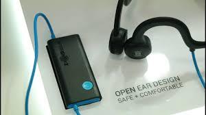 <b>AfterShokz Sportz Titanium</b> First Look: Lighter, stronger, open ear ...