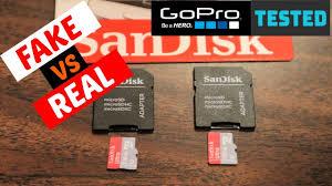 <b>SanDisk</b> Ultra 128GB Micro <b>SD Card</b> Real vs Fake - YouTube