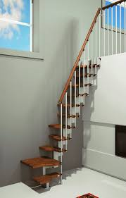 furniture fascinating interior staircase design for homes indoors simple brown varnishes solid wood straight staircase amazing indoor furniture space saving design
