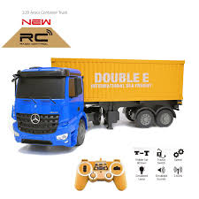 <b>RC</b> big <b>Truck</b> 1:10 <b>Radio Control</b> heavy <b>truck</b> Engineering <b>Container</b> ...
