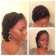 Natural Twist Hairstyles 45 Easy And Showy Protective Hairstyles For Natural Hair