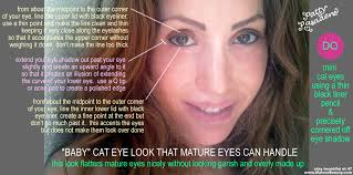 beauty tips how to apply eye makeup