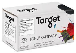 <b>Картридж</b> HP 35A/<b>36A</b>/85A/725 <b>Target</b> - купить оптом для ...