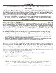 credit analyst resumefree resume templates