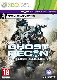 Ghost Recon: Future Soldier RGH + DLC Xbox 360 Español [Mega+] Xbox Ps3 Pc Xbox360 Wii Nintendo Mac Linux