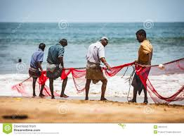Image result for ancient fishermen in ceylon