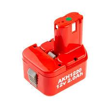 <b>Аккумулятор Hammer 12В</b> 2Ач NiCd (<b>AKH1220 12В</b> 2.0Ач) - купить ...