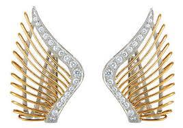 <b>Серьги</b> из золота с <b>бриллиантами</b>, арт. 61557000000 — купить ...