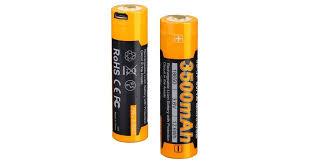<b>Аккумулятор 18650 Fenix ARB-L18-3500U</b> 3500 mAh купить, цена ...