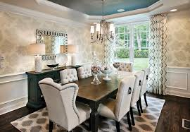 cove white dining room