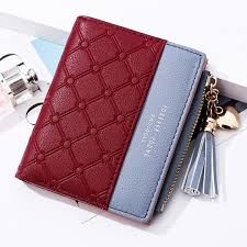 EG - Fashion Women Short Wallets Female <b>PU Leather Wallet</b> ...