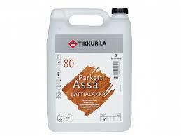 <b>Лак</b> для <b>пола Tikkurila Parketti Assa</b> 20, 50, 80 (<b>Паркетти Ясся</b> ...