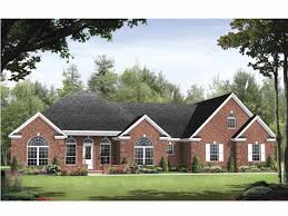 Traditional House Plans at Dream Home Source   Traditional Floor    While they   incorporate elements of historical American styles  Traditional house plans are more about comfortable living than pure architectural design