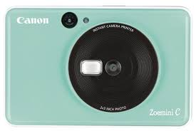 <b>Фотоаппарат</b> моментальной печати <b>Canon Zoemini</b> C — купить ...