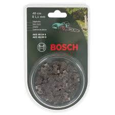 <b>Цепь пильная Bosch</b> AKE 40, 57 звена, шаг 3/8 дюйма, паз 1,1 мм ...