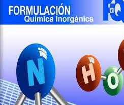 Resultado de imagen de examen de formulacion inorganica