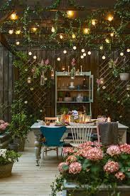 patio lights pergolas summer