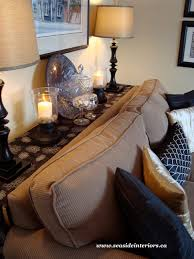 eclectic living room interior black