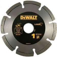 <b>Алмазный круг сегментный универсальный</b> DEWALT DT3741 ...
