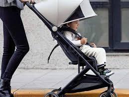 Детская коляска <b>Xiaomi MITU</b> (<b>Rice</b> Rabbit) Folding Stroller! miroom!