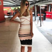 <b>2017 new</b> winter <b>women's dress</b> burgundy A line bandage <b>dresses</b> ...