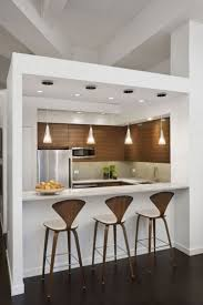 creative of modern kitchen for small house best fixture of kitchen decorating ideas mini bar small chic mini bar design