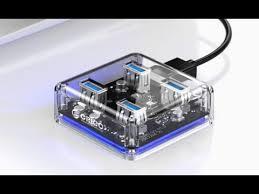 <b>ORICO Transparent Series</b> | <b>ORICO</b> 4-Port <b>USB</b> 3.0 Hub for <b>USB</b> ...