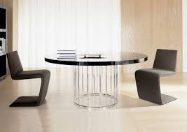 Contemporary Round Dining Table For 6 Contemporary Dining Table Chairs Modern Kitchen Furniture