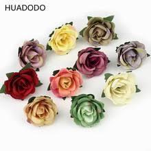 HUADODO 3 см <b>Искусственный</b> Мини-<b>розовый цветок</b> ...