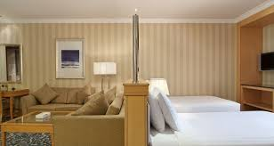 work area twin prime: makkah hilton towers hotel saudi arabia twin bed junior suite with city view living