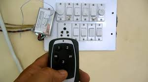 Remote <b>Switch</b> for Electrical Appliances, Remote <b>Switch Board</b>, 4 in ...