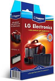 <b>Topperr FLG</b> 701 HEPA-<b>фильтр</b> для пылесосов LG Electronics
