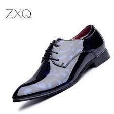 [ 20% Off ] <b>Whoholl</b> Big Size 38-46 Fashion Men <b>Dress Shoes</b> ...