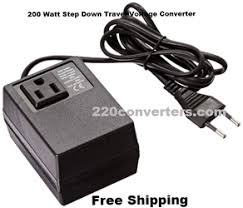 Heavy Duty Step Down <b>Voltage Converters</b>. Convert <b>220V</b>/240V ...
