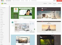 website builders of 2016 zoho website builder offers several subjects that are dramatic and stylish to provide a unique and personalized touch to your site or site