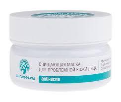 Купить <b>маска</b> для лица <b>Ангиофарм Очищающая</b> 200 мл, цены в ...