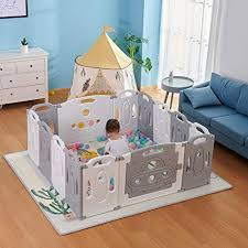 <b>Foldable Baby playpen</b> Baby Folding Play - Buy Online in Suriname ...