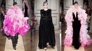 Шелковые костюмы, бархатные пальто и <b>пончо</b> из перьев в ...