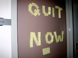 surefire signs that it s time to quit your job