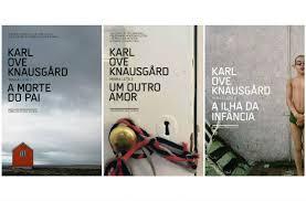 Resultado de imagem para karl ove knausgård livros