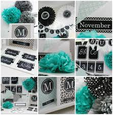 turquoise black gray classroom theme and decor by schoolgirl style excerpt bedroom ideas cool bedrooms awesome design black bedroom ideas decoration